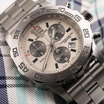 Breitling Colt Chronograph II Steel 44mm Silver No numerals United States of America, New York, New York