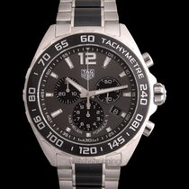 TAG Heuer Formula 1 Quartz Steel 43mm Grey United States of America, California, San Mateo