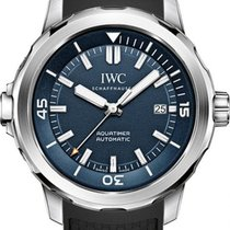 IWC Aquatimer Automatic Steel 42mm Blue No numerals United States of America, Iowa