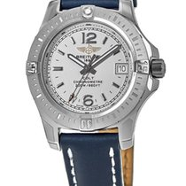 Breitling Colt Lady Steel Silver No numerals United States of America, New York, Brooklyn