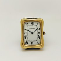 Cartier Or jaune 36mm Remontage manuel occasion