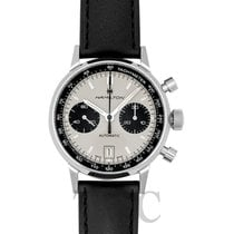 Hamilton H38416711 Steel Intra-Matic 40mm new