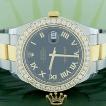 Rolex 116333 Steel Datejust II 41mm pre-owned United States of America, New York, New York