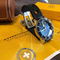 Breitling Superocean Héritage II 42 Steel 42mm Blue No numerals United States of America, Pennsylvania, State College
