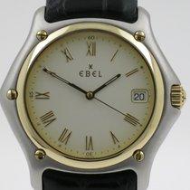Ebel 1911 (Submodel) tweedehands 37mm Goud/Staal