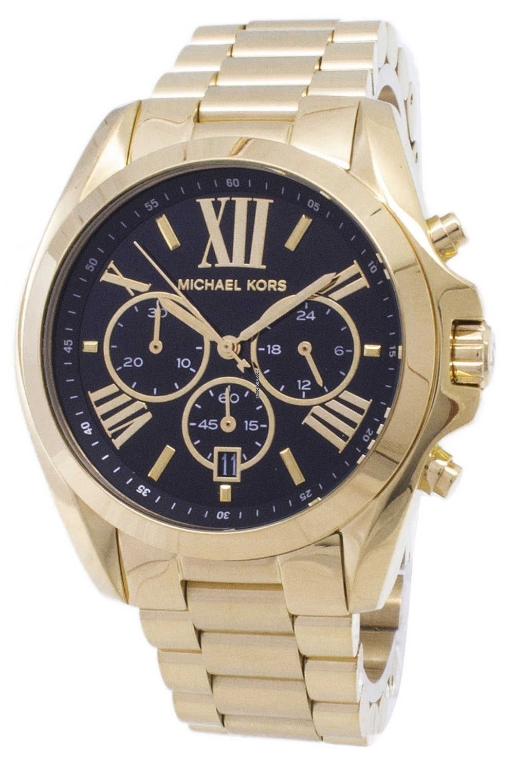 56927fa361 Michael Kors Bradshaw Chronograph MK5739 Women's Watch for Rs. 11,708 for  sale from a Seller on Chrono24