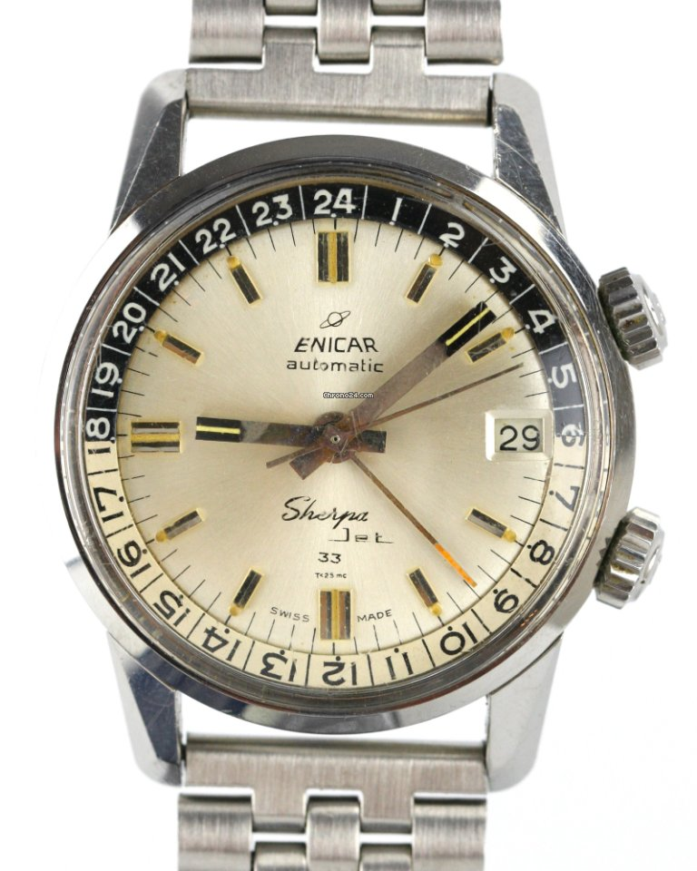 9c52b17c3 All Prices for Enicar Watches | Chrono24.co.uk