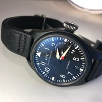 IWC Big Pilot Top Gun Ceramic 48mm Black Arabic numerals Australia, Yagoona