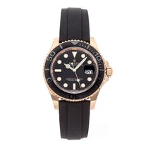Rolex 116655 Rose gold Yacht-Master 40 40mm pre-owned