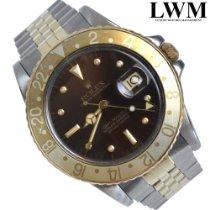 Rolex Ouro/Aço 40mm Automático 16753 usado