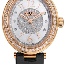 Dewitt Rose gold 38mm Automatic ALMA new