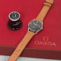Omega 2990-1 Bueno Acero 36mm Cuerda manual