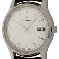 Eterna pre-owned Automatic 42mm White