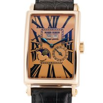 Roger Dubuis Much More Rose gold 34mm Orange Roman numerals United States of America, New York, New York