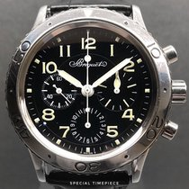 Breguet Type XX - XXI - XXII 3800 Very good Steel 39mm Automatic