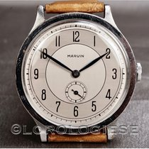 Marvin 40.2mm Manual winding pre-owned