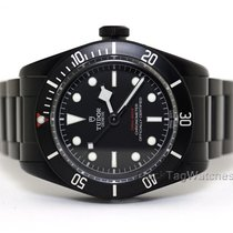 Tudor Black Bay Dark Steel 41mm Black No numerals United States of America, Florida, Aventura
