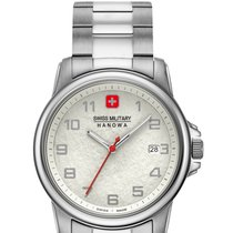 Swiss Military Hanowa Swiss Soldier Prime Steel 39mm White