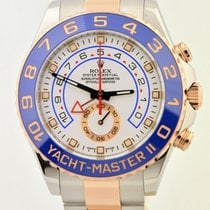 Rolex Yacht-Master II Steel 44mm White United States of America, Washington, Bellevue