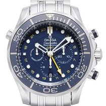 Omega Seamaster 300 M Co-Axial GMT Chronograph 212.30.44.52.03...