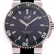 Oris Aquis Date 01 733 7653 4137-07 4 26 34EB new