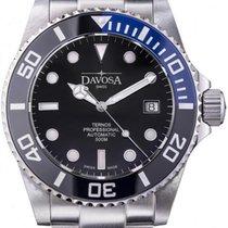 Davosa Ternos Professional neu Automatik Uhr mit Original-Box und Original-Papieren TT 161.559.45