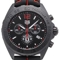 TAG Heuer Formula 1 Quarz Chronograph 43mm Manchster United...