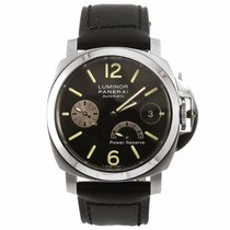 Panerai Luminor Power Reserve Automatic Watch PAM00125...