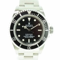 Rolex Submariner no data Ref. 14060M TEW