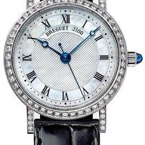 ブレゲ 8068BB Classique Automatic Diamonds White Gold 30mm 37% off