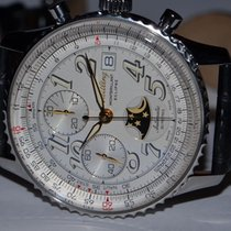 Breitling Navitimer Montbrillant Eclipse Chronograph Moonphase