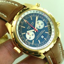 Breitling H41360 Limited Edition Chrono-Matic, Red Gold, MINT