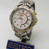 Seiko Kinetic 5M42-0A80 Windward SQ100 Ref: SKH068P