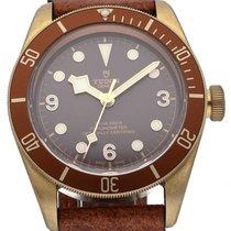 Tudor Chronometer 43mm 2018 neu Black Bay Bronze