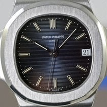 Patek Philippe Nautilus 3800, index dial, Patek service, papers