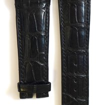 Daniel Roth Parts/Accessories new Crocodile skin Black