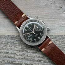 Airain Type 20  3 Star Military Flyback Chronograph, Valjoux 222