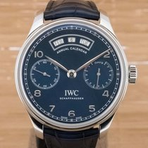 IWC Portugieser Annual Calendar 44mm - Boxed with Papers...