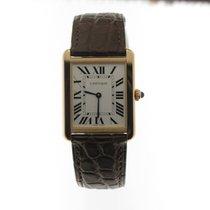 Cartier Zlato/Ocel 34.8mm Quartz W5200025 nové