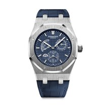 Audemars Piguet 26124ST.OO.D018CR.01 Stahl Royal Oak Dual Time 39mm