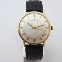 Zenith Stellina pre-owned 34mm Yellow gold