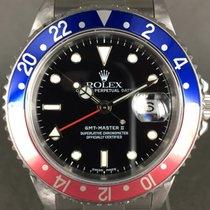 Rolex GMT-Master II ref: 16710TBLRO box and service paper