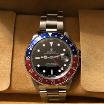 Rolex GMT-Master 16700 Pepsi Full Set