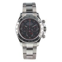 "Rolex Daytona 116509 White Gold ""Racing Dial"""