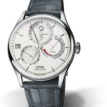 Oris Artelier Calibre 112 Steel 43mm