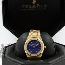 Audemars Piguet 14790BA Ouro amarelo Royal Oak (Submodel) 36mm