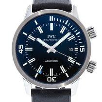 IWC Aquatimer Automatic Steel 44mm Black United States of America, Georgia, Atlanta