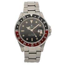Rolex 16710 Stahl 1990 GMT-Master II 40mm gebraucht Schweiz, Neuchatel