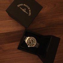 Zeno-Watch Basel 47mm Automatik 2013 gebraucht OS Pilot