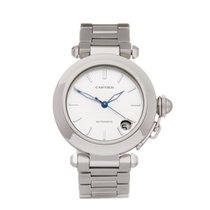 961e025b0b743 Cartier Pasha C Steel 35mm Silver United Kingdom, Bishop's Stortford